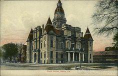 Selma AL Court House