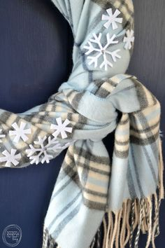 1057 Best Winter Wreaths Images On Pinterest In 2019 Christmas