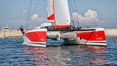 TS42 Catamaran