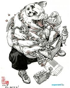Tumblrは自分を表現したり発見することができる場であり、好きなものを通じてつながりを見つけたり、興味が人と人をつなげるプラットフォームです。 Pig Character, Character Design, Junggi Kim, Lips Sketch, Pig Drawing, Drawing Tips, Jordi Bernet, Kim Jung, Detailed Drawings