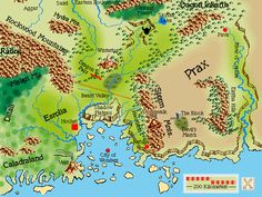 Glorantha - King of Dragon Pass Wiki - Wikia