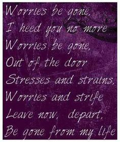 <3 - I need to write this somewhere I'll see that multiple times a day to repeat.