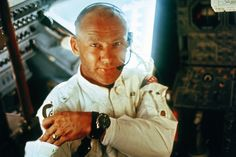 "20 January 1930 - Edwin ""Buzz"" Aldrin, the baby who would become the second human to walk on the Moon is born at Mountainside Hospital, New Jersey. Aldrin was an air force lieutenant, flight commander and doctor of science before finally becoming an astronaut. Aldrin was the first to eat on the Moon, in a communion ceremony using a wafer and wine from an actual chalice – it was never broadcast. #HistSci  © SSPL/Getty Images"