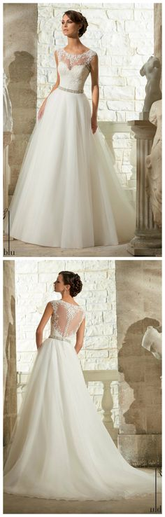 Mori Lee Blu 5315 ~ The Moderne Bridal, Cork. 1800 855 835