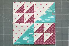 # 34 Flock by QuiltsByEmily, via Flickr