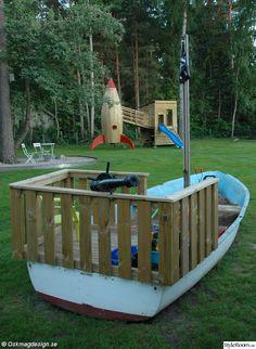 lekplats,rutschkana,klätterställning,lekstuga,klättervägg,piratskepp,sandlåda
