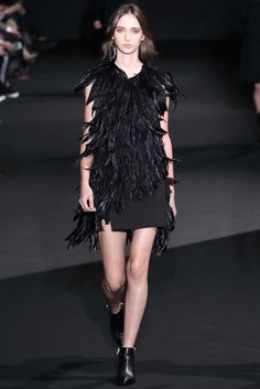 Costume National Fall 2015 Ready-to-Wear Fashion Show