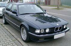 E32 BMW 7 series