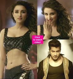 Dishoom song Jaaneman Aah teaser: Parineeti Chopra and Varun Dhawans sizzling moves make us want to see them in a film ASAP!