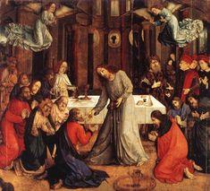 Rogier Van Der Weyden | Northern Renaissance painter | Tutt'Art@ | Pittura * Scultura * Poesia * Musica |
