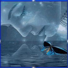 The perfect Love Butterfly Animated GIF for your conversation. Discover and Share the best GIFs on Tenor. Fantasy Kunst, Fantasy Art, Beautiful Gif, Beautiful Pictures, Butterfly Gif, Butterflies, Gifs Amor, Spiritual Photos, Animation