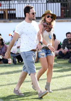 Hilary Duff & Mike Comrie | The 21 Most Memorable Celebrity Couples Of Coachella