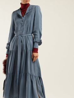 See by Chloe dress Chloe Dress, Frou Frou, See By Chloe, Women Wear, Shirt Dress, Silhouettes, Shirts, Clothes, Collection