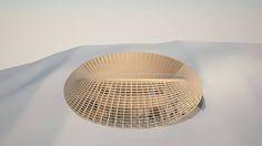 Gallery of MOA Unveils Mobius-Inspired Amphitheatre in Tunisia - 19