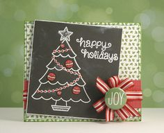 Trim the Tree - Lawn Fawn September Inspiration week
