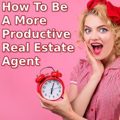 For many real estate professionals, there are a hundred little things every agent has to do every day, which can lead to a lack of real estate agent productivity. Here are some tips to be more productive at work so your business can grow. Real Estate Articles, Tuesday Wednesday, Thursday, Bulk Up, California Real Estate, Real Estate Leads, Real Estate Broker, Business Advice, Team Coaching