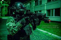 Russian FSKN Spetsnaz Operator