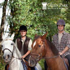 Tatilinize biraz da yeni deneyimler katmaya ne dersiniz? Eğer öyleyse The Green Park Kartepe Resort & Spa'da atlarla eğlenceli vakit geçirebileceğiniz bir #binicilik turu tam size göre!