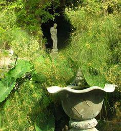 The gardens of villa Hanbury, Bordighera Great Gardens