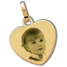 """Gravure photo sur pendentif """"COEUR"""" plaqué or 1 visage (disponible en plusieurs visages) ! :) Gravure Photo, Plaque, Belle Photo, Bottle Opener, Barware, Photos, Budget, Gold Plating, Jewels"""