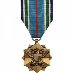 The Joint Service Achievement Medal (JSAM) is a decoration presented by the United States Secretary of Defense to officers below the grade of O-6 and enlisted members below the grade of E-7 who, while serving in a joint military command or activity, have performed either an exceptional achievement or commendable service that has not been recognized by a Commendation Medal. Subsequent awards are denoted by Oak Leaf Clusters worn on the service medal.