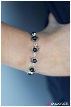 Phantom of the Opera - black bracelet