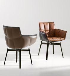 Chair: HUSK Collection: B Italia Design: Patricia Urquiola