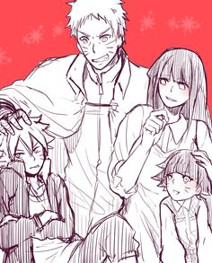 family uzumaki