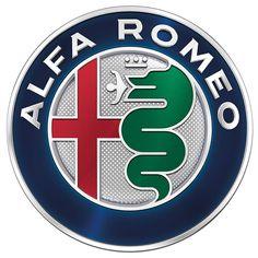 Alfa Romeo Logo Detail
