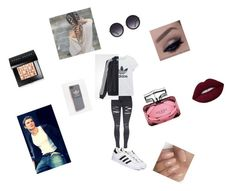 """""""Untitled #3"""" by kelsey2o16 ❤ liked on Polyvore featuring beauty, adidas Originals, adidas, Gucci, Bobbi Brown Cosmetics and Alice + Olivia"""