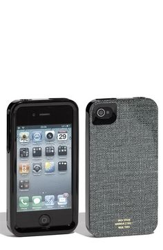Jack Spade 'Book Cloth' iPhone Case available at Nordstrom