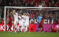 Bayern Munique - Benfica