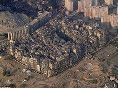 ΚΟΝΤΑ ΣΑΣ: Η«πόλη της αναρχίας» που δεν ανήκε σε κανένα κράτο...