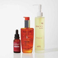 ツヤもハリもみずみずしさも断然変わる!今すぐ始めるべきオイル美容のすべて Japanese Makeup, Soap Dispenser, Body Care, Hair Care, Personal Care, Cosmetics, Health, How To Make, Beautiful