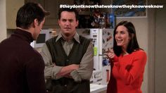 "If ""Friends"" Had Used Suggested Hashtags"