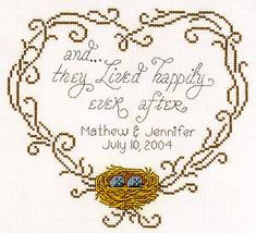 click here to view larger image of Happily Ever After (chart)
