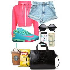 Untitled #140, created by kgoldchains on Polyvore