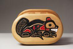 Oval Beaver Box