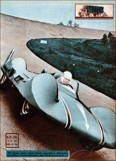1956 Renault l'Étoile Filante