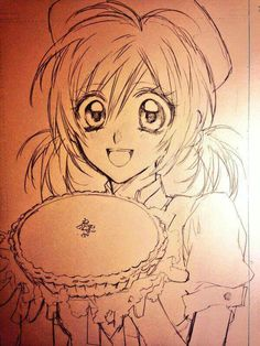 Ai-chan; made by Arina Tanemura