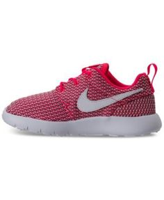 quality design b5765 36bd3 Nike Little Girls  Roshe One Casual Sneakers from Finish Line   Reviews -  Finish Line Athletic Shoes - Kids - Macy s