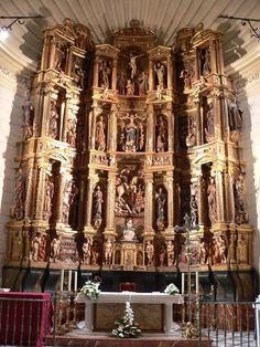 De grote kerk ofwel Iglesia de Santiago