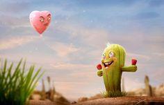 The impossible love by Soren Zaragoza | Cartoon | 3D | CGSociety