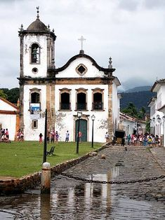 Paraty, RJ, Brazil