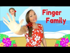 Finger Family - Daddy Finger Nursery Rhymes for Children, Kids and Toddlers - YouTube