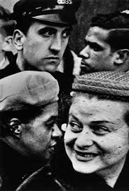 WILLIAM KLEIN American, born 1928 Four Heads, New York printed 1982 Gelatin silver print Image: 12 x 9 inches Sheet: 15 x 11 inches The Museum of Fine Arts, Houston The Allan Chasanoff Photographic Collection History Of Photography, Photography Gallery, Documentary Photography, Art Photography, Leica Photography, Photography Composition, Vintage Photography, French Photographers, Street Photographers