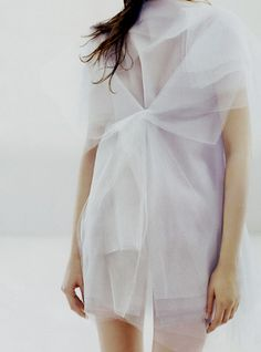 morsure:  detail of jil sander spring summer 2008 ad campaign, photographed by willy vanderperre