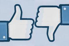 A vida no Facebook em 2005 vs a vida no Facebook em 2015 - essa imagem resume - Blue Bus