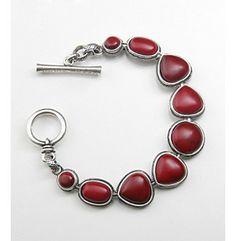 Product: Lucky Brand® Silvertone Etched Bracelet