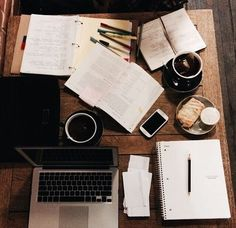 Картинка с тегом «coffee and study»